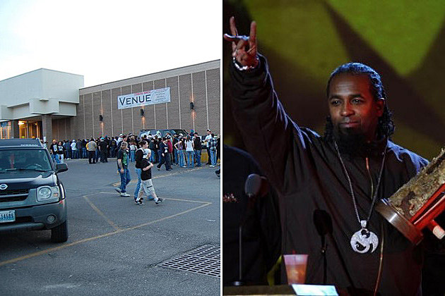 The Venue/Tech N9ne