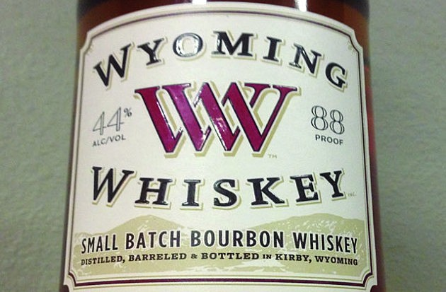 Wyoming Whiskey Hits The Shelves