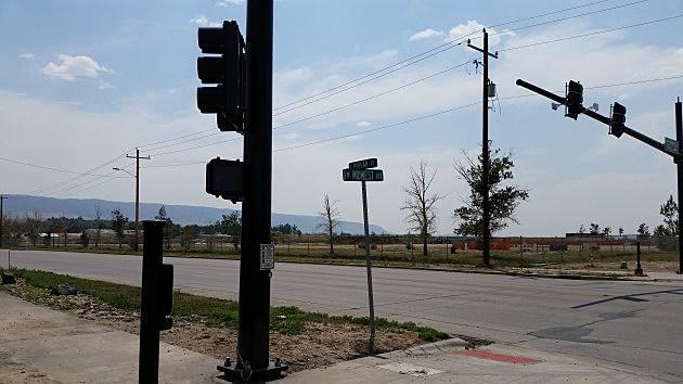 New Poplar Stop Light