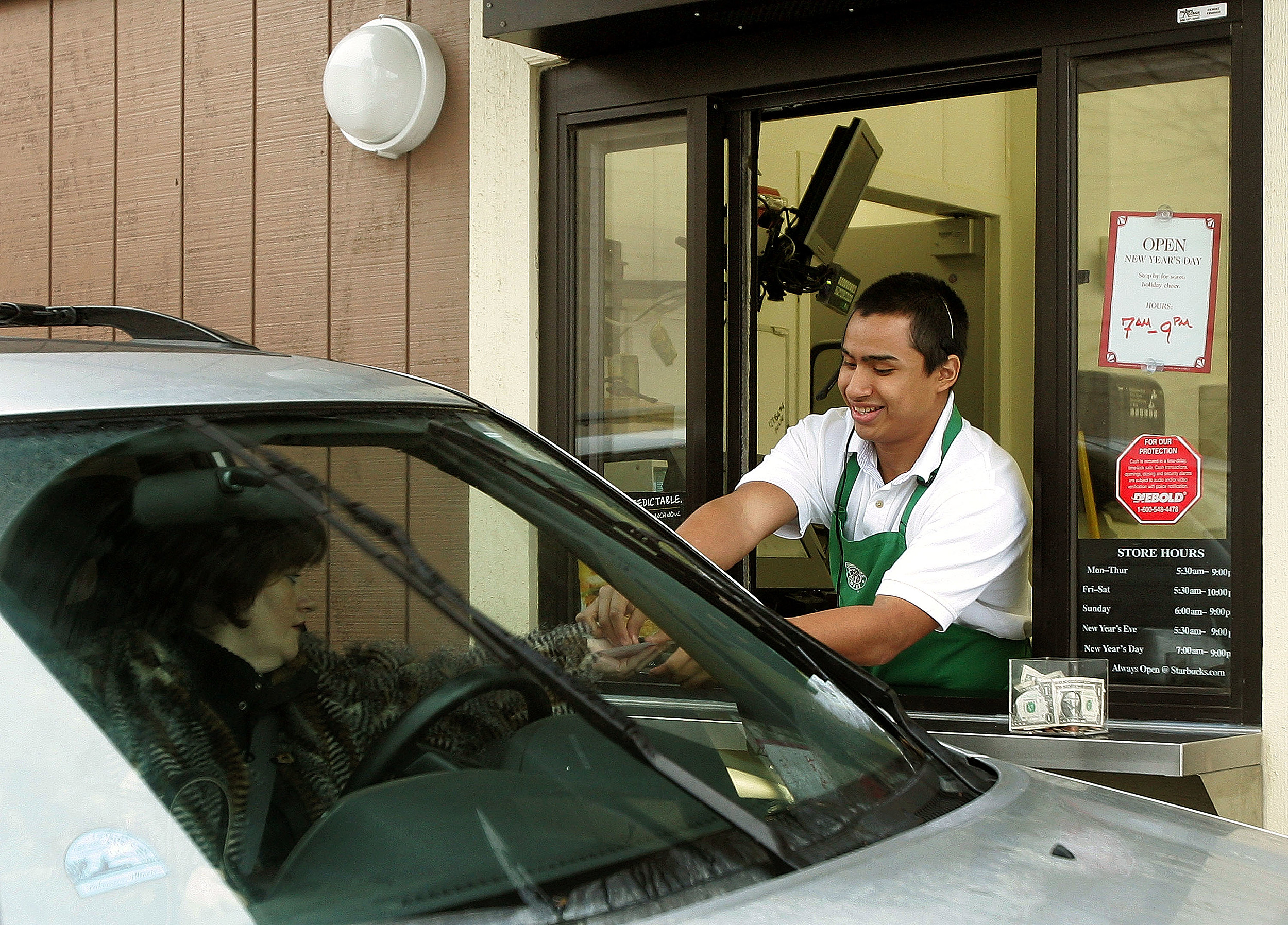 Starbucks Invests Heavily In Drive-Thru Market