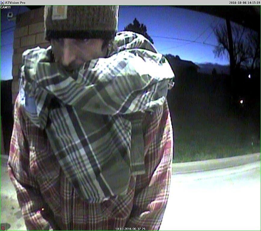 Casper Crime Stoppers Suspect