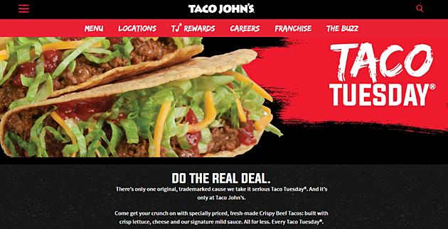 Taco Johns - Taco Tuesday