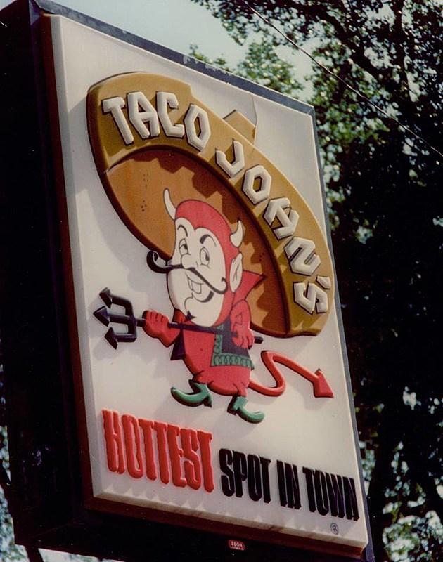 Taco Johns - Devilish Juan
