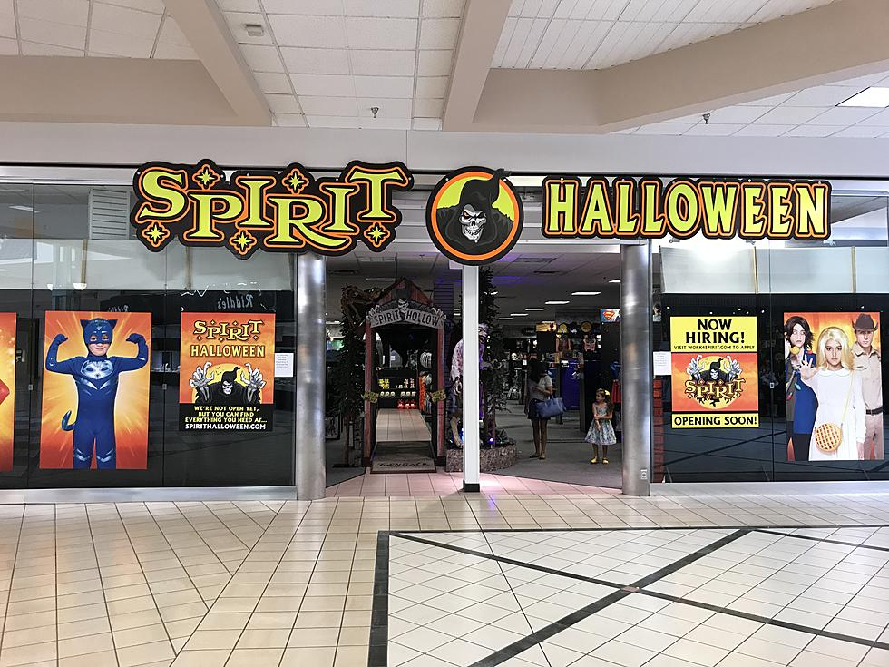 seasonal halloween costume store opening next week