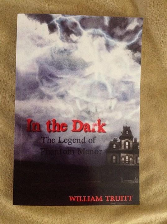 In The Dark - book cover - William Truitt